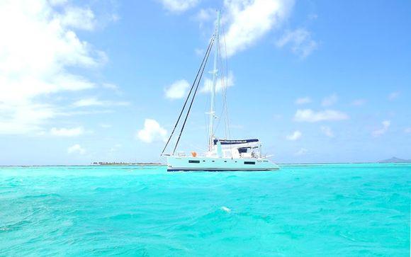 Croisière Dream Grenadines Premium