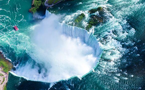 Circuit Sentiers, lacs et forêts au Canada