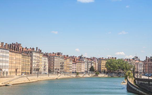 Mettez une option sur l'évasion à Lyon