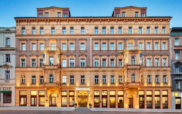 Hôtel Sheraton Prague Charles Square 5*