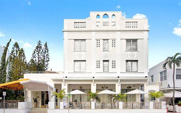 The Stiles Hotel 4* et séjour possible à New York