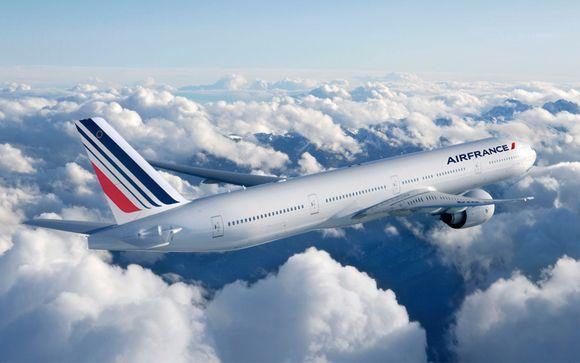 Envolez-vous en cabine Premium Economy avec Air France