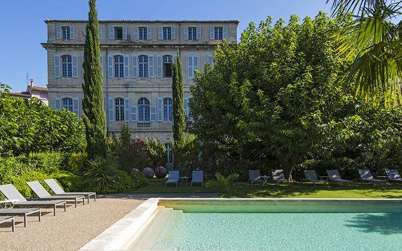 Château de Mazan 4*
