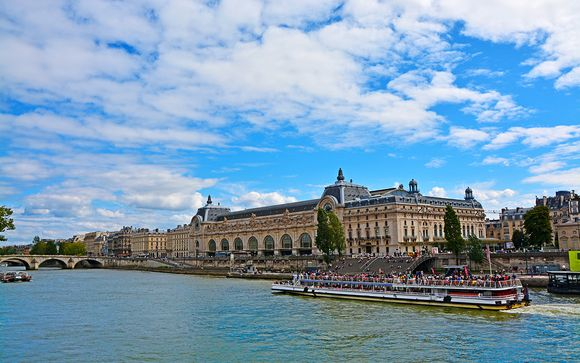 Poussez les portes de l'hôtel Mercure Paris 17 Batignolles 4*