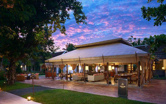 Zoom sur votre extension au Sofitel Luang Prabang