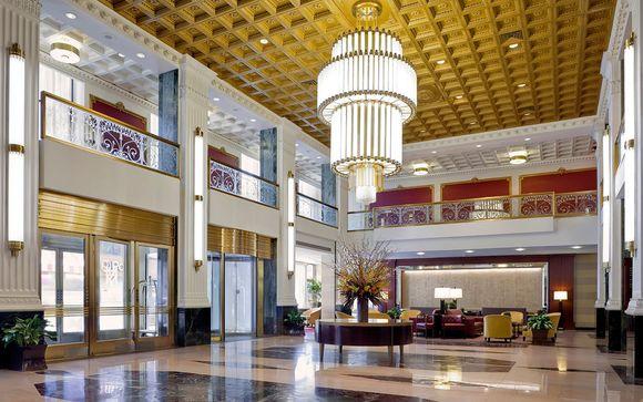 Votre extension à l'hôtel Wyndham New Yorker 4*