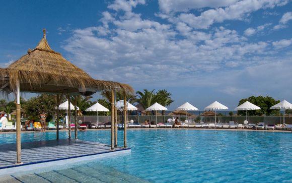 Hôtel Eden Club *** - Skanès - Tunisie