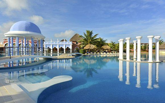 Poussez les portes de l'hôtel Iberostar Sélection Varadero 5*