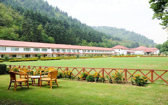 Poussez les portes du Lalit Grand Palace Srinagar 5*