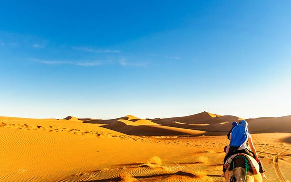 Circuit Désert marocain et Club Med Agadir 3 Tridents