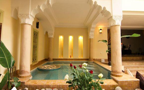 Poussez les portes de votre Riad et votre lodge