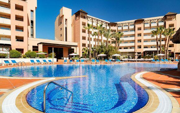 Poussez les portes de l'hôtel H10 Salauris Palace 4*