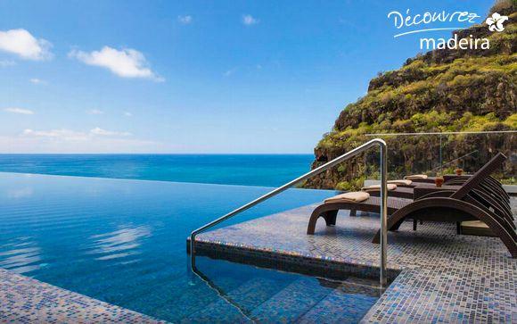 Portugal Funchal - Savoy Saccharum Hôtel Resort & Spa 5* à partir de 679,00 € (679.00 EUR€)