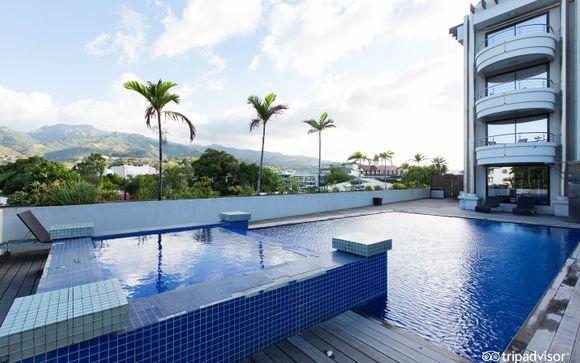 Votre journée à l'hôtel Tahiti Nui