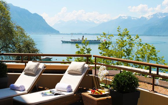 H�tel Royal Plaza Montreux & Spa 5*