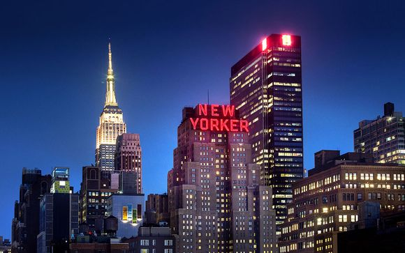Etablissement historique idéalement situé - New York -