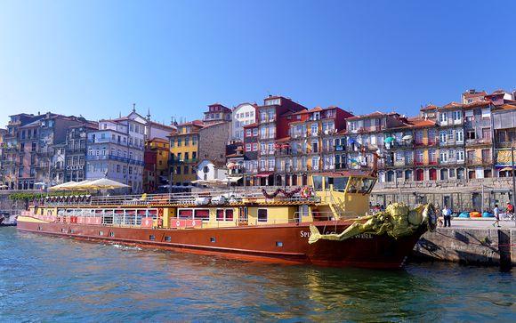 Croisière sur le Douro à bord du navire Spirit of Chartwell