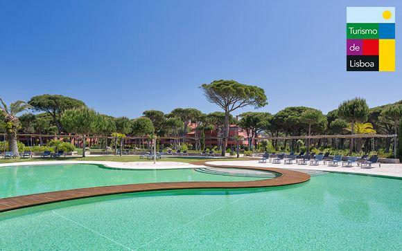 Portugal Lisbonne - Hôtel Sheraton Cascais Resort 5* à partir de 100,00 € (100.00 EUR€)