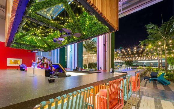 Poussez les portes de l'hôtel The Fairwind Miami 4*