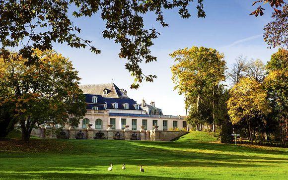 France Chantilly - Auberge du Jeu de Paume 5* à partir de 99,00 €