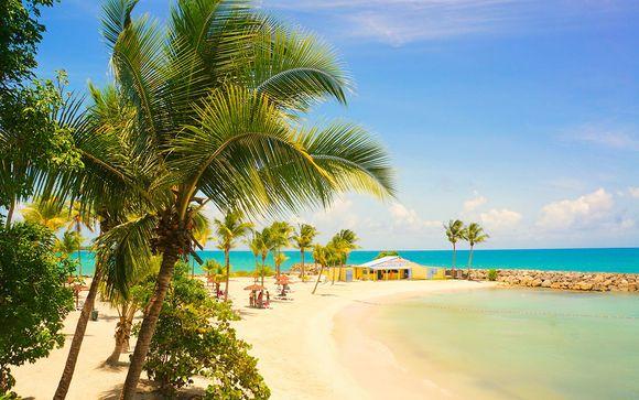 Hôtel Karibéa Beach Hôtel Gosier-Salako