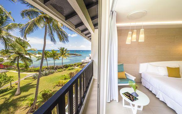 La Créole Beach Hôtel & Spa 4*