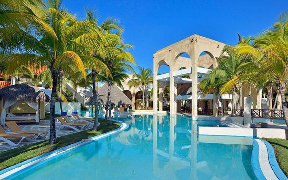 Poussez les portes de l'Hôtel Melia Las Americas 5*