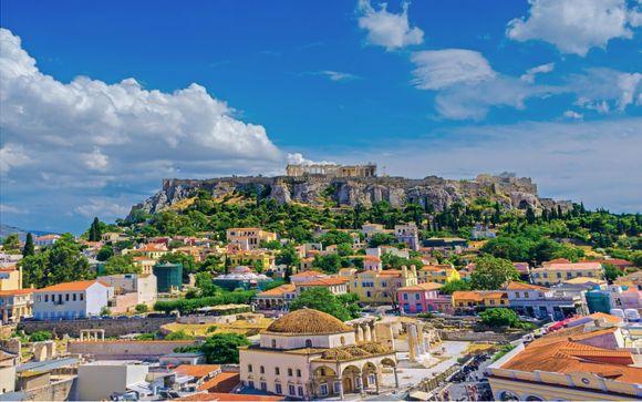 Rendez-vous à... Athènes
