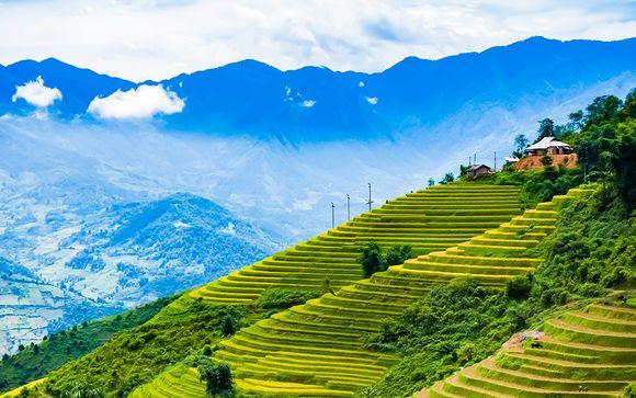 Circuit en individuel : rizières du Nord et séjour balnéaire
