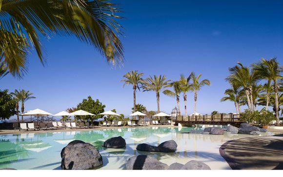 Espagne Costa Adeje - Hôtel Ritz Carlton Abama Golf & Spa Resort 5* à partir de 958,00 € (958.00 EUR€)