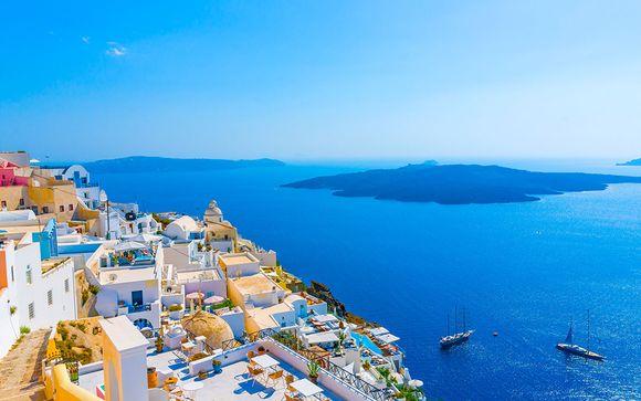 Rendez-vous... à Athènes et Santorin