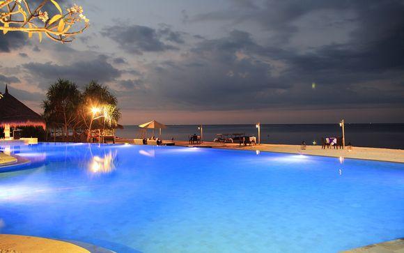 Poussez les portes de l'hôtel Anema Resort Gili Lombok 4*