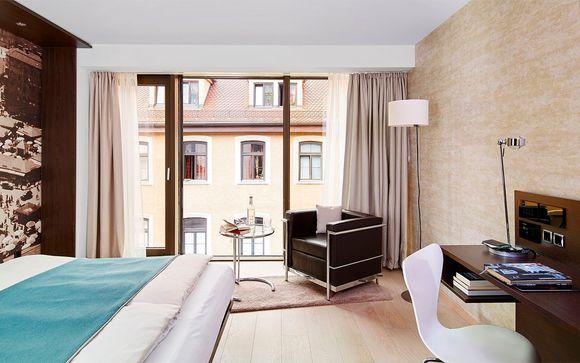 Hôtel Derag Livinghotel am Viktualienmarkt 4*