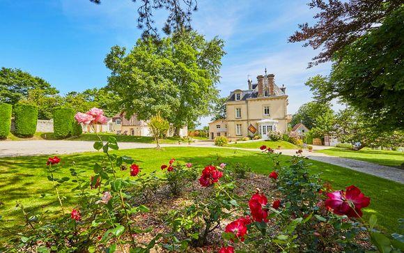 Poussez les portes de votre Relais du Silence Les Villas d'Arromanches