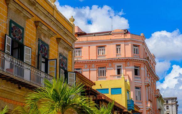 Votre extension de 4 nuits Découverte La Havane et Cuba