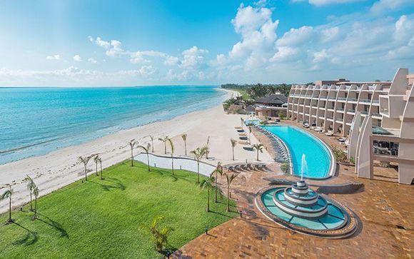 Votre extension à l'hôtel Ramada Resort Dar es Salaam