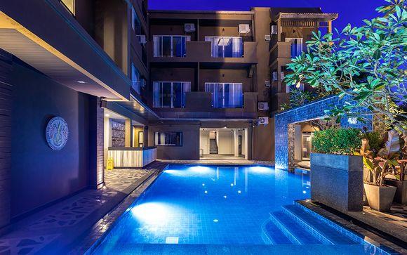 Votre extension à Phuket (si vous choisissez l'offre 2)