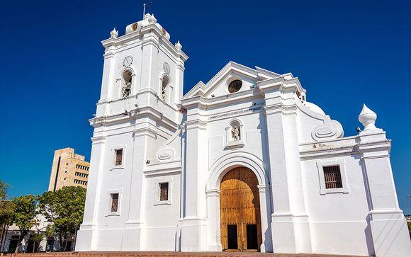 Zoom sur votre étape à Santa Marta