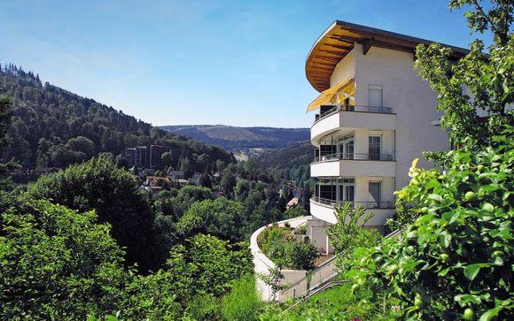 Hôtel Schwarzwald Panorama 4*