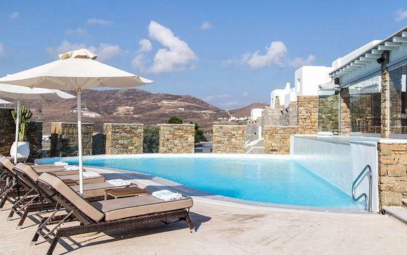 Hôtel Ftelia Bay Mykonos