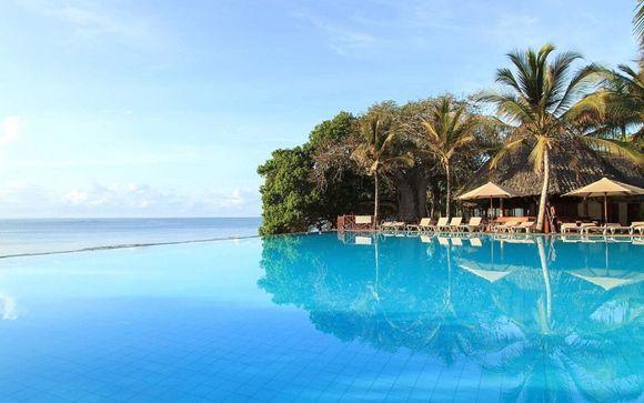 Votre extension balnéaire à l'hôtel Baobab Beach Resort 4*