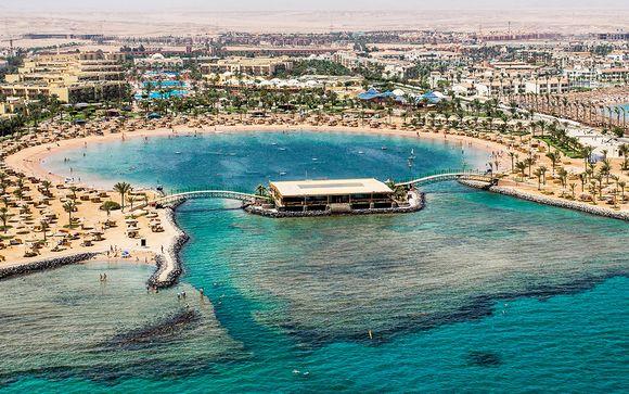 Zoom sur votre séjour balnéaire à l'hôtel Desert Rose 5*