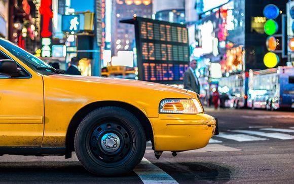 Hôtel Pod Times Square