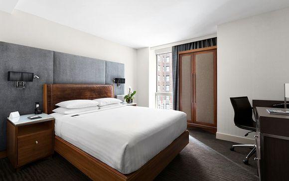 Poussez les portes de l'hôtel 48LEX New York 4*