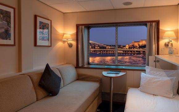 Croisière impériale sur le Danube en 7 nuits