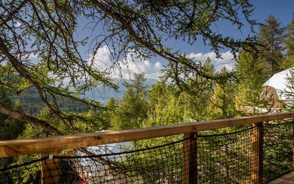 Poussez les portes de votre hôtel version panoramique