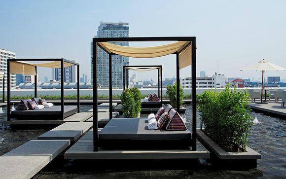 Votre début de séjour possible à Bangkok