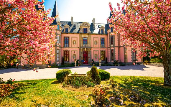 Château Hôtel du Colombier 4*