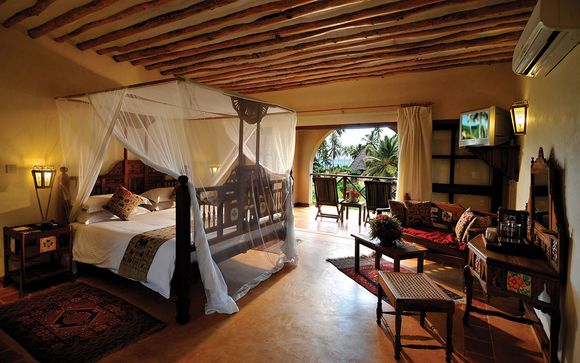 Poussez les portes de votre hôtel Neptune Pwani Beach 5*