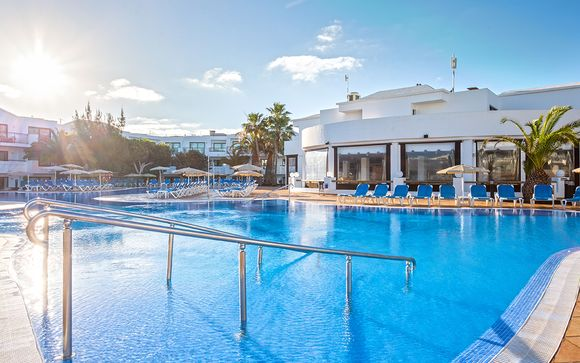 Hôtel Be Live Experience Lanzarote Beach 4*